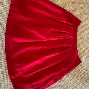 White House Black Market Full Skirt size 16